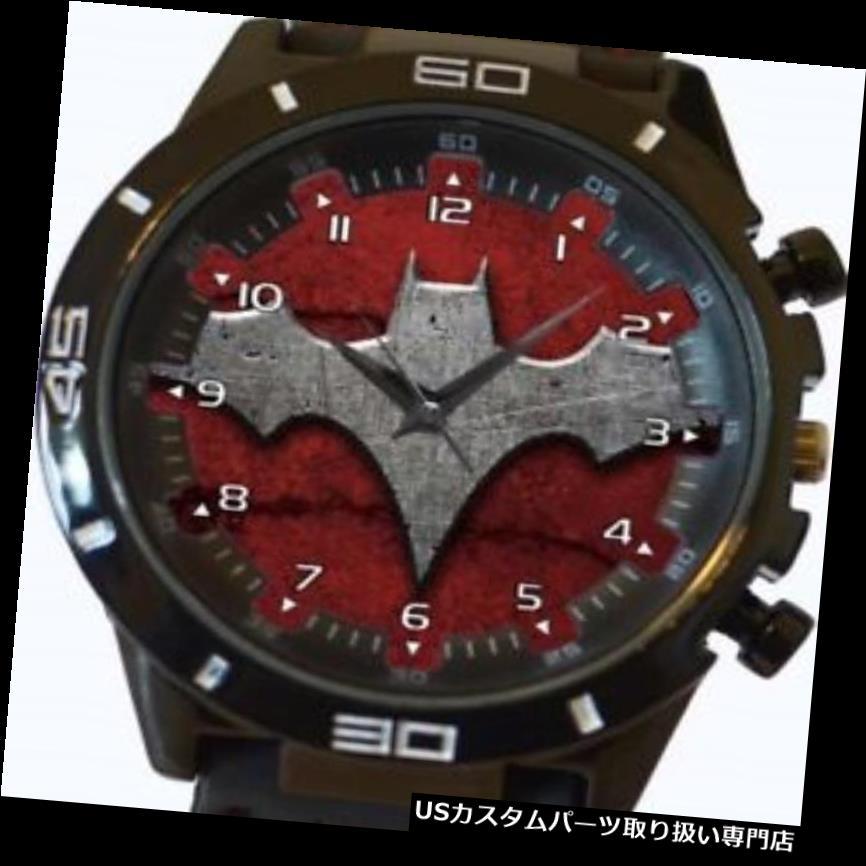 GTウィング バットマンバットウィング新Gtシリーズスポーツ腕時計 Batman Bat Wings New Gt Series Sports Wrist Watch