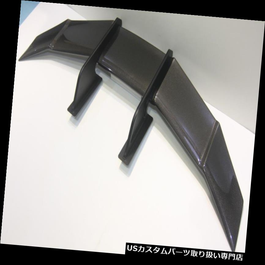 GTウィング 日産08-17 GT-R GTR R35 KUHLスタイルGTウィング用カーボンファイバーGTスポイラーフィット Carbon fiber GT spoiler fit for Nissan 08-17 GT-R GTR R35 KUHL style GT wing