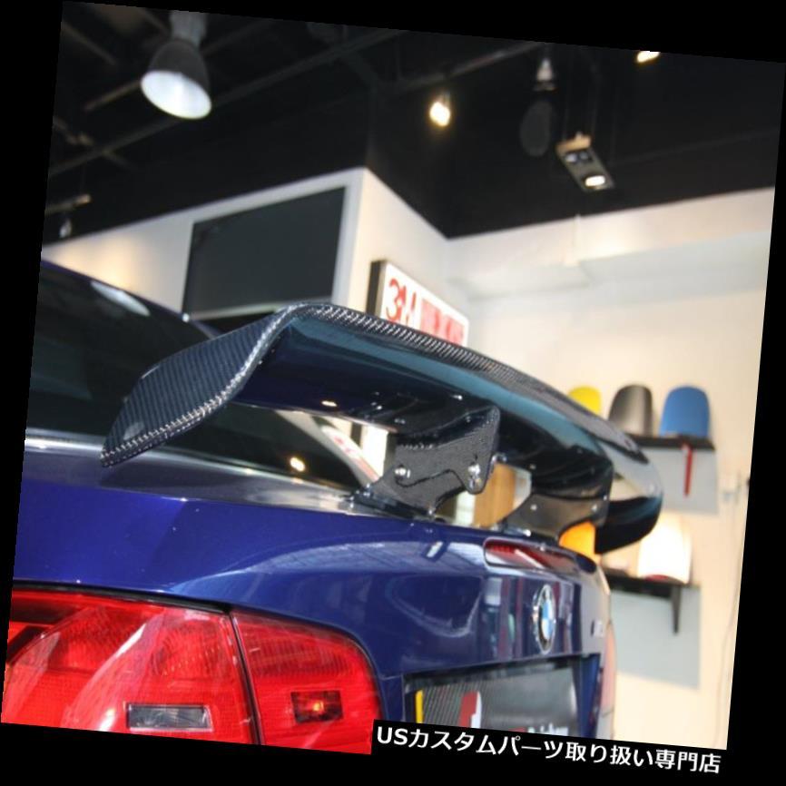 GTウィング BMW M3 E92クーペ335i用VRSスタイルカーボンファイバーGTリアウィングスポイラーフィット VRS style Carbon Fiber GT rear wing spoiler Fit for BMW M3 E92 Coupe 335i