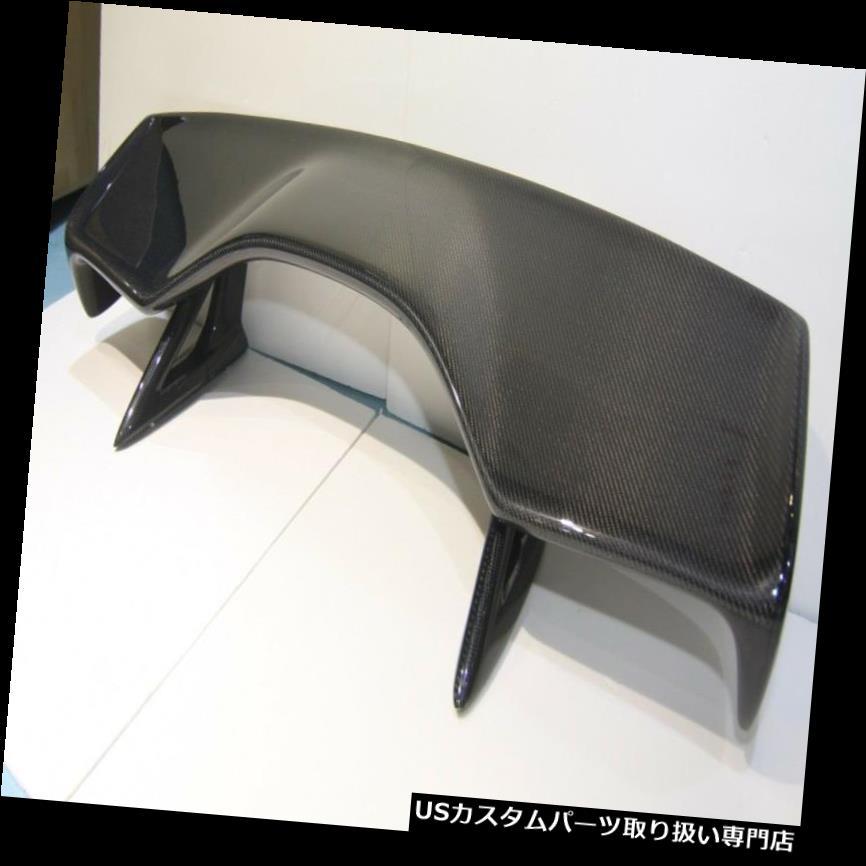 GTウィング Honda 2000 S2000 AP1 AP2用カーボンファイバーType-SスタイルGTリアウィングスポイラーフィット Carbon fiber Type-S Style GT rear wing spoiler fit for Honda 2000 S2000 AP1 AP2