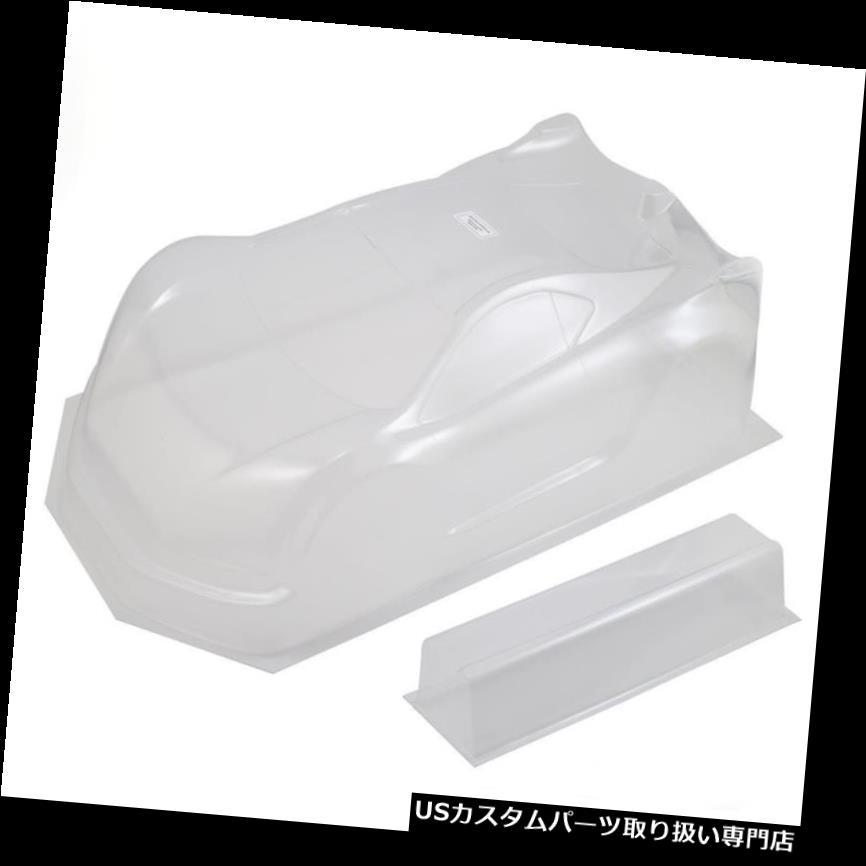 GTウィング XRA359730 XRAY GTXE 1/8オンロードGTボディウイング付き(クリア) XRA359730 XRAY GTXE 1/8 On-Road GT Body w/Wing (Clear)