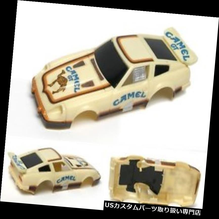 GTウィング 1982年TYCO CAMEL GT#1 Datsun 280-ZXレアスロットカーBODY ONLYウイング付き未使用! 1982 TYCO CAMEL GT #1 Datsun 280-ZX Rare Slot Car BODY ONLY Unused With Wing!