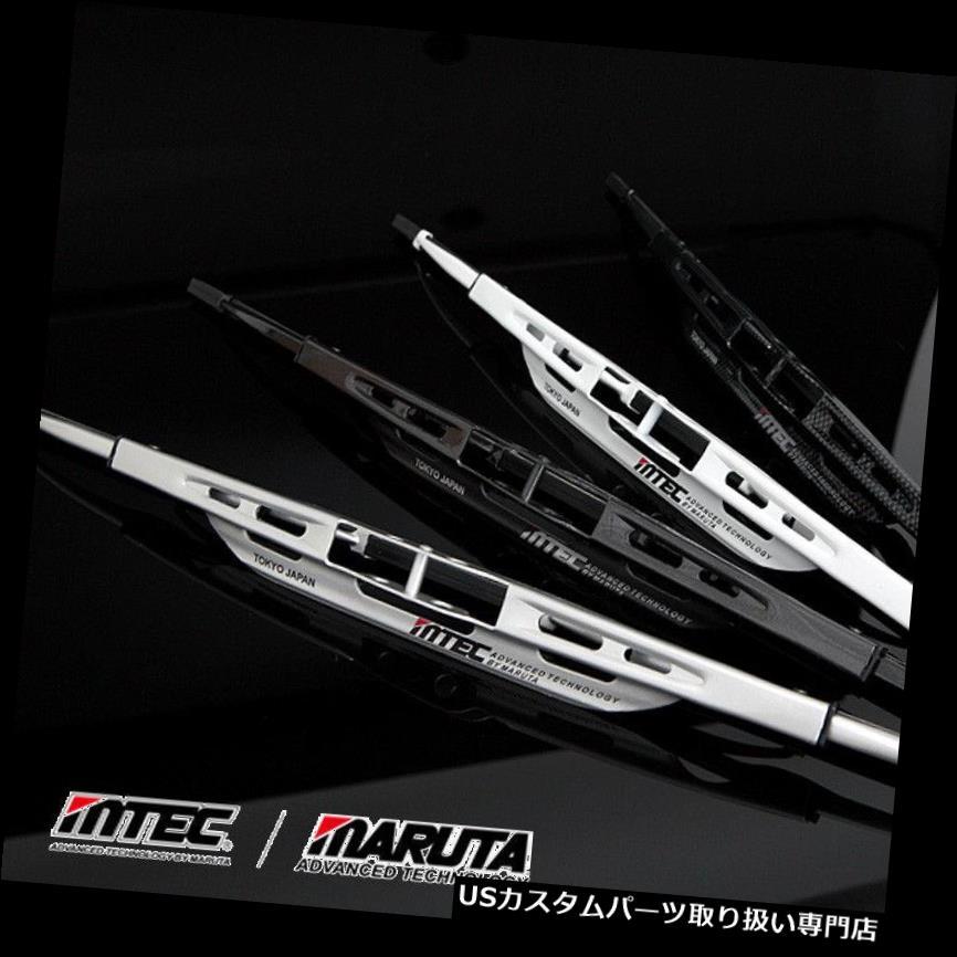 GTウィング 三菱3000 GT用MTEC / MARUTAスポーツウィングウインドシールドワイパー1999-1991 MTEC / MARUTA Sports Wing Windshield Wiper for Mitsubishi 3000 GT 1999-1991