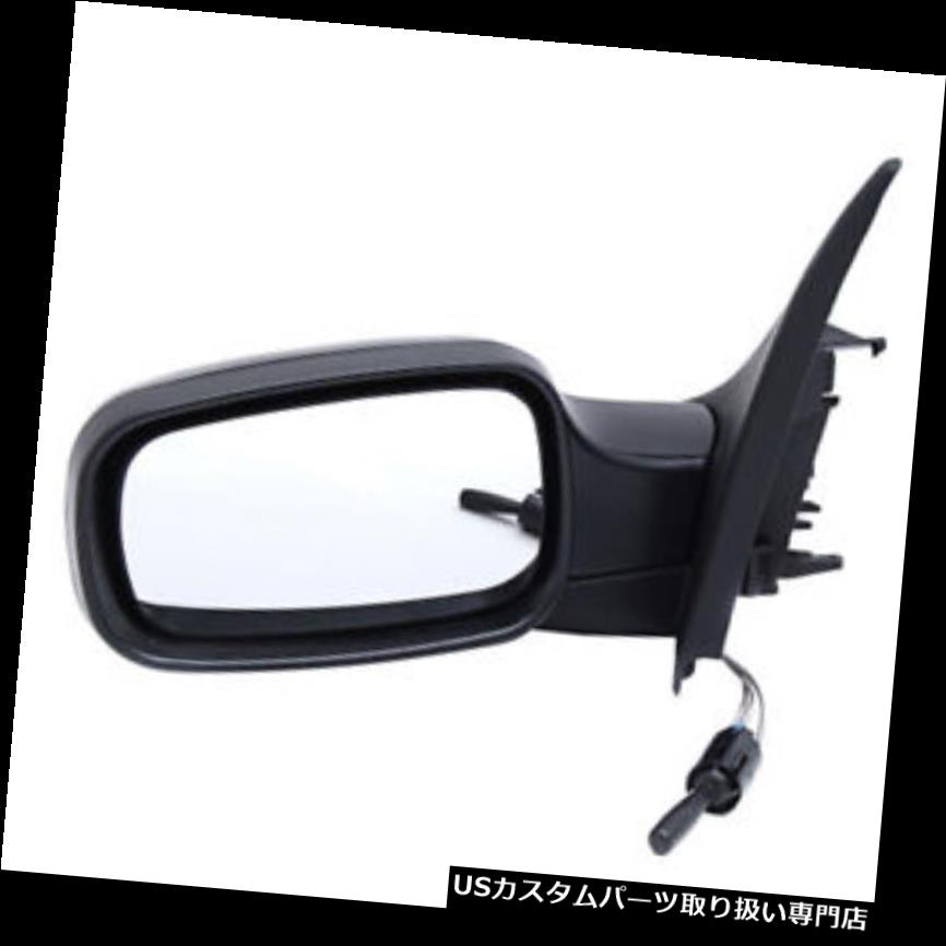 GTウィング Renault Megane 2 2003-2008 - 交換用助手席側左手ウィングミラー Renault Megane 2 2003-2008 - Replacement Passenger Side Left Hand Wing Mirror