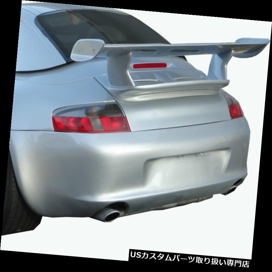 GTウィング ポルシェ996 GT2 / GT3 RSレーススタイルウィングスポイラー1999-2004クーペカスタムruf Porsche 996 GT2/ GT3 RS race style wing spoiler 1999-2004 coupe custom ruf
