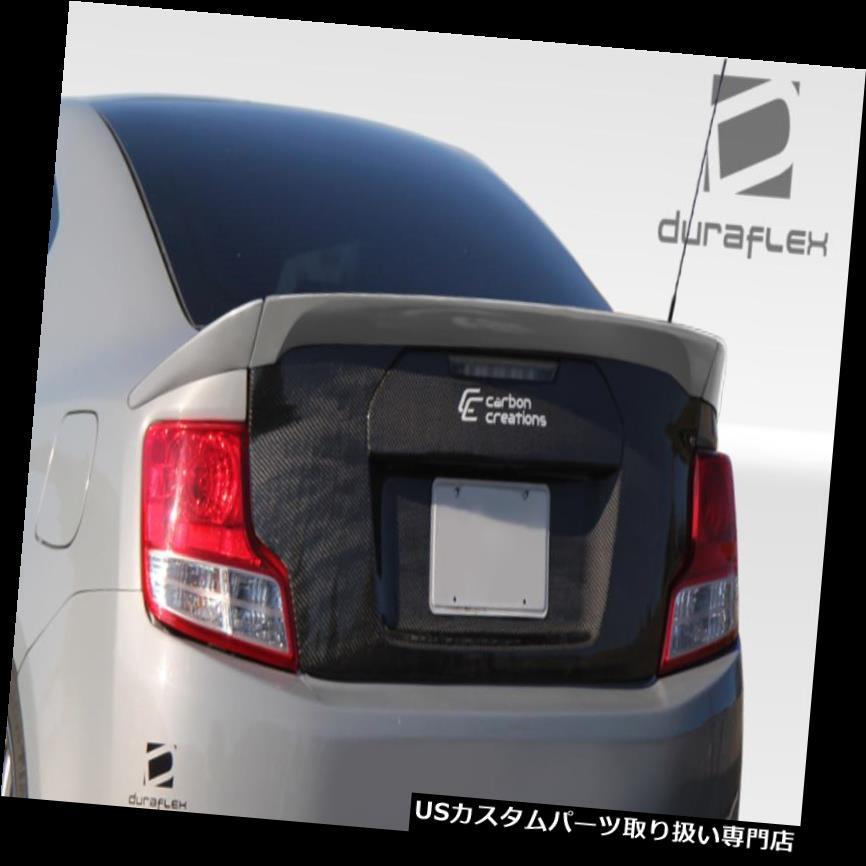 GTウィング 11-15サイオンTC GTコンセプトデュラフレックスボディキットウイング/スポイル er !!! 107509 11-15 Scion TC GT Concept Duraflex Body Kit-Wing/Spoiler!!! 107509