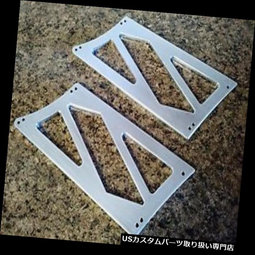 GTウィング 325mm AerogenicsはVoltex GTの翼の略です。 アメリカ製。 325mm Aerogenics stands for Voltex GT wings. Made in the USA.