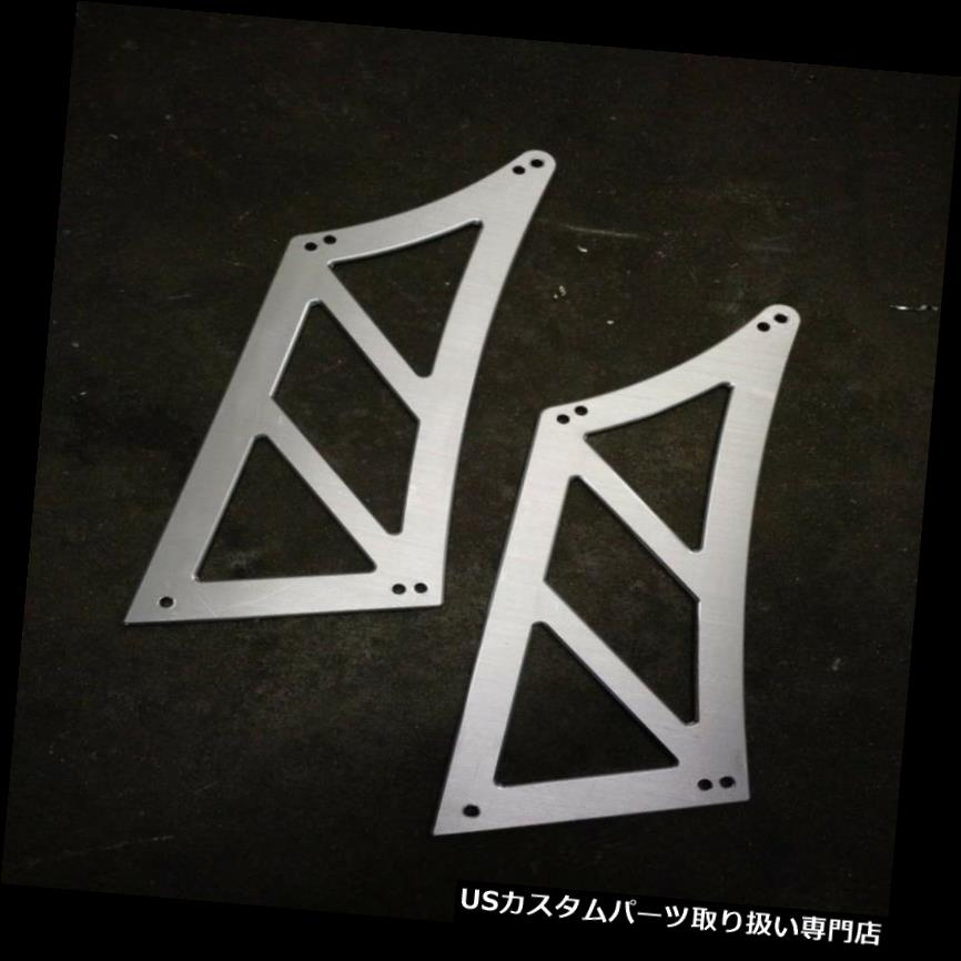 GTウィング 295mm AerogenicsはVoltex GTの翼の略です。 アメリカ製。 295mm Aerogenics stands for Voltex GT wings. Made in the USA.