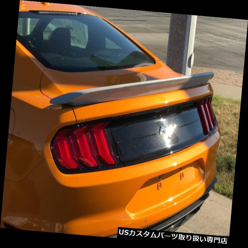 GTウィング 2015-2019フォードマスタングGT350トラックパック用JSPリアウイングスポイラー塗装339189 JSP Rear Wing Spoiler For 2015-2019 Ford Mustang GT350 Track-Pack Painted 339189