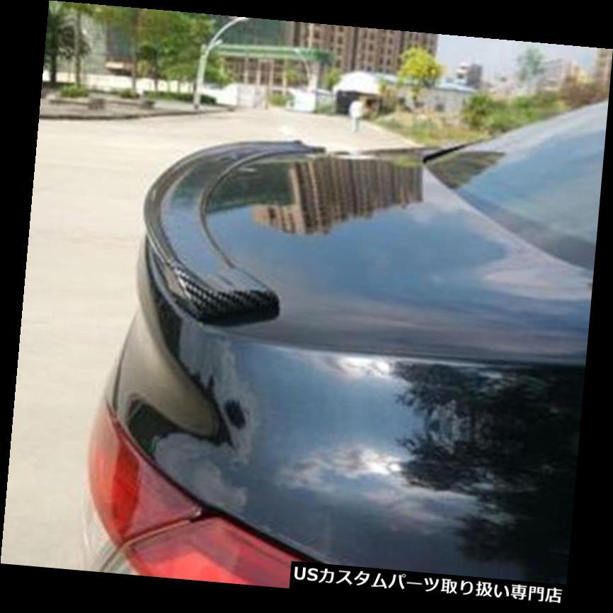 GTウィング 新しい4.9ft / 1.5M 3Dカーリアウィングテールトランクルーフトリムカーボンファイバーラグジュアリーキット New 4.9ft/1.5M 3D Car Rear Wing Tail Trunk Roof Trim Carbon Fiber Luxury Kit