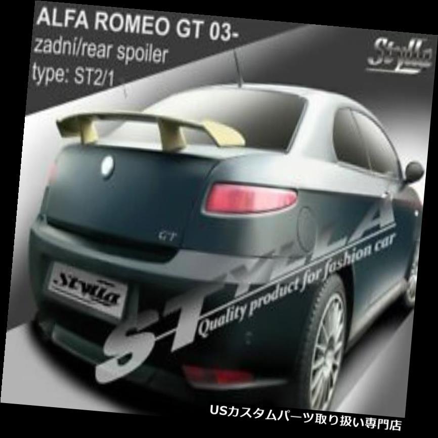 GTウィング スポイラーリアブーツトランクテールゲートアルファロメオGTウイングアクセサリー SPOILER REAR BOOT TRUNK TAILGATE ALFA ROMEO GT WING ACCESSORIES