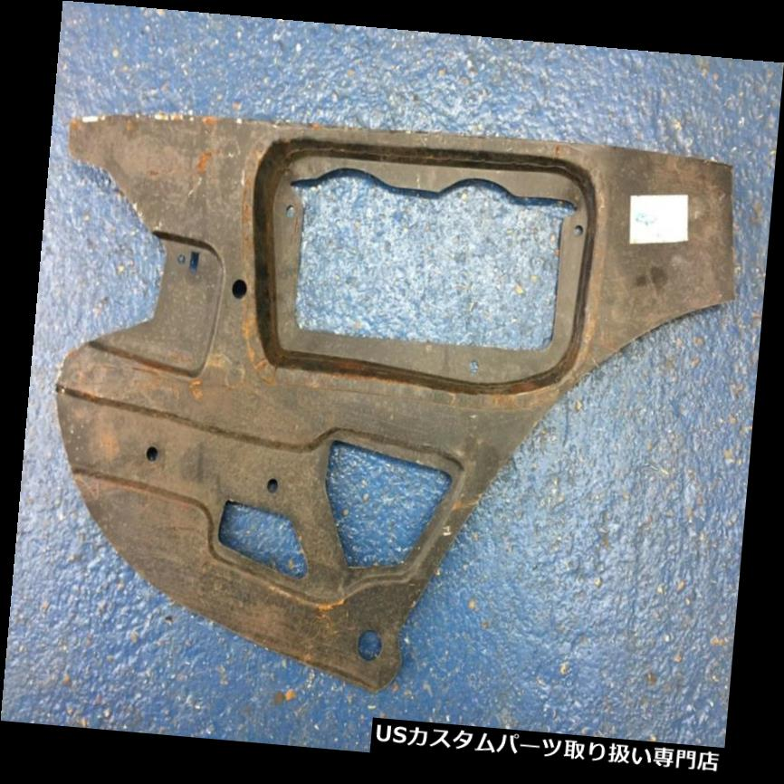 GTウィング TRIUMPH GT6 MK3左後部内側ウィング修復セクション(MAYBE SPITFIRE) TRIUMPH GT6 MK3 LEFT HAND REAR LOWER INNER WING REPAIR SECTION (MAYBE SPITFIRE )