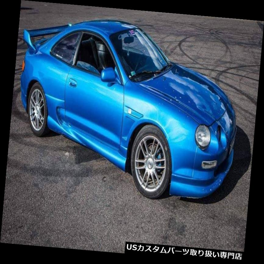GTウィング トヨタセリカ1993-1999 AT200 ST202-205 GT-4クリスティンフロントフェンダーの翼 Toyota Celica 1993-1999 AT200 ST202-205 GT-four Christin front fenders wings