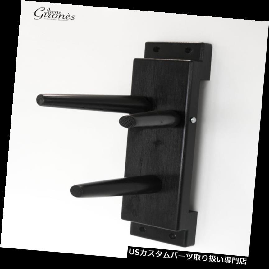GTウィング ウイングチュン木製ダミープレーンブラックカラー Wing Chun Wooden Dummy Plane Black Color