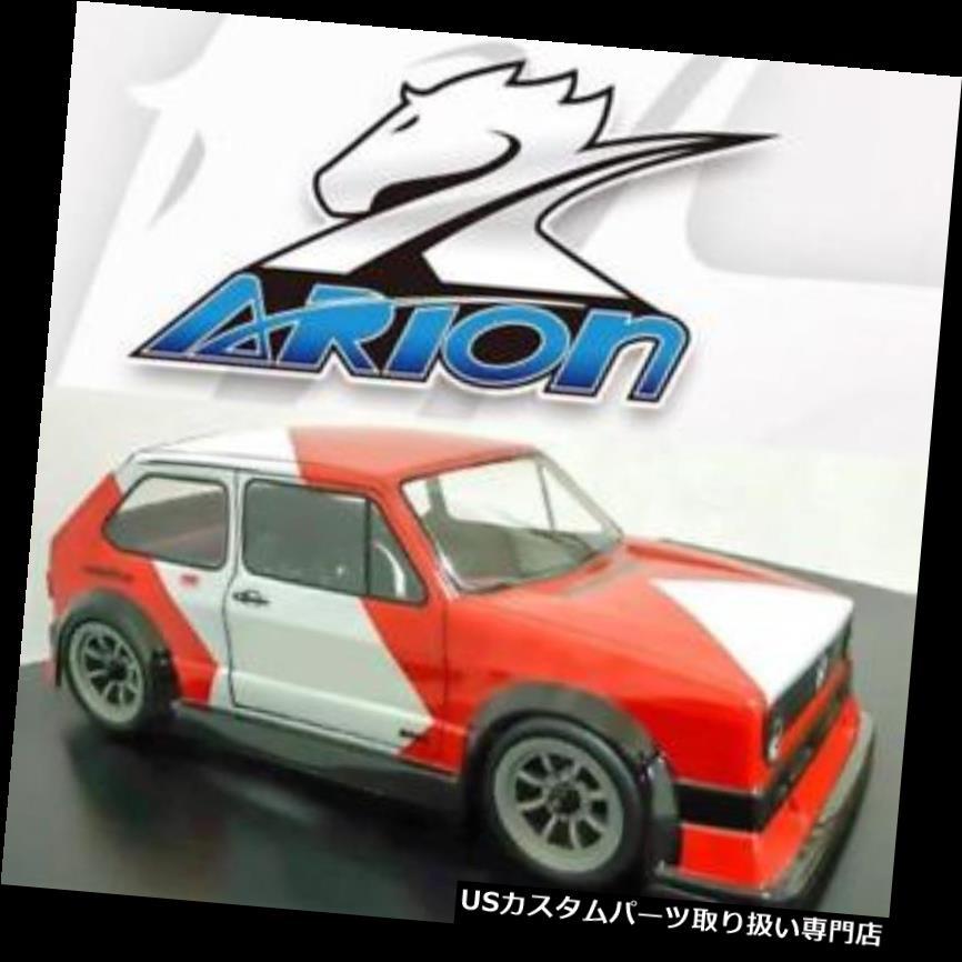 GTウィング アリオン - Glf GT1 MクラスボディWB-210mm incマスク、ウイング、デカール Arion - Glf GT1 M-Class body WB-210mm inc masks, wing, decals