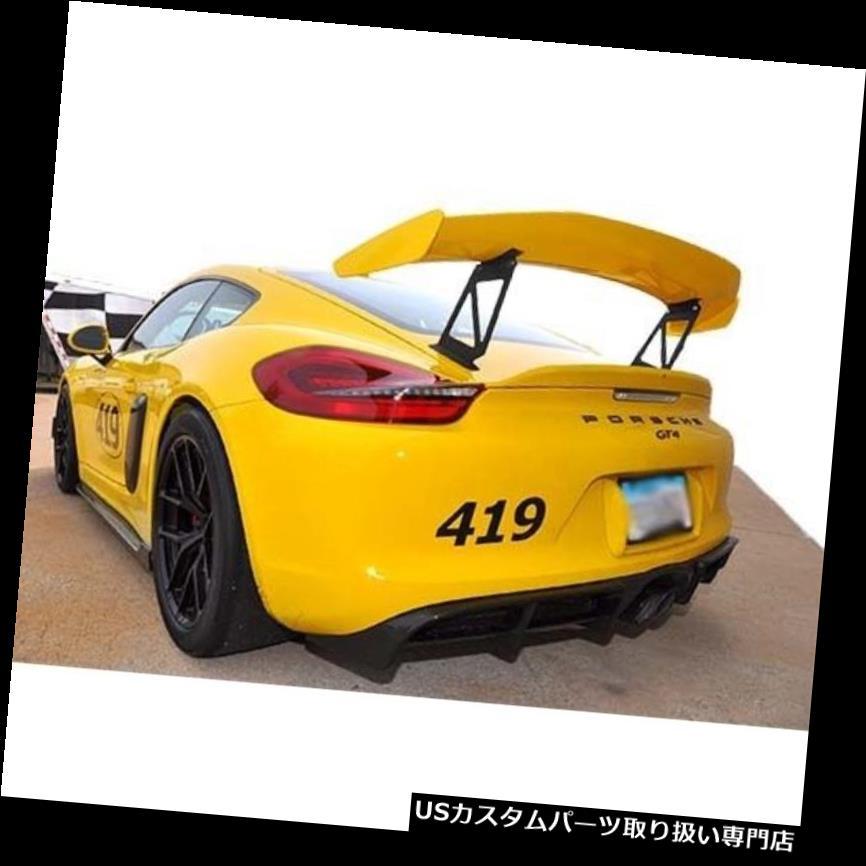 ★大人気商品★ GTウィング Gurney 4月パフォーマンスケイマンGT4ファクトリーウィングエクステンション(ガーニーフラップなし)AA-545050 APR Performance Cayman GT4 (No Factory Wing Flap) Extension (No Gurney Flap) AA-545050, ライクズ(LIKEZ):d34d8df4 --- applyforvisa.online