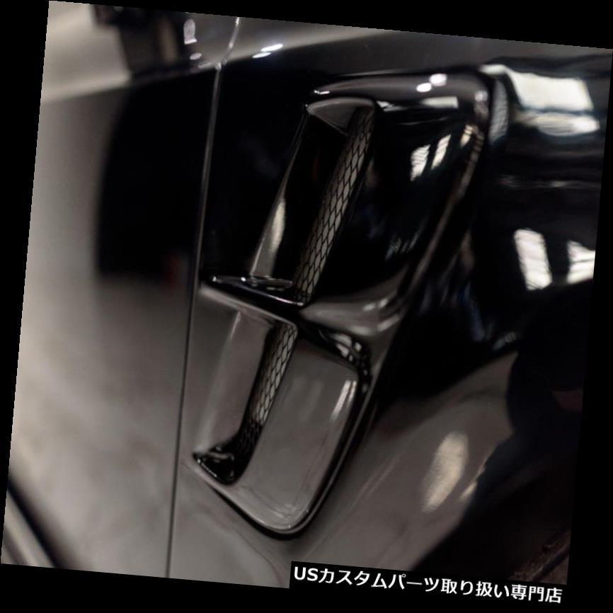 GTウィング ベントレーコンチネンタルGTフロントウイングベントレーGTCカスタムベントウイングn / s o / s Bentley Continental GT Front Wings bentley GTC Custom Vented Wings n/s o/s