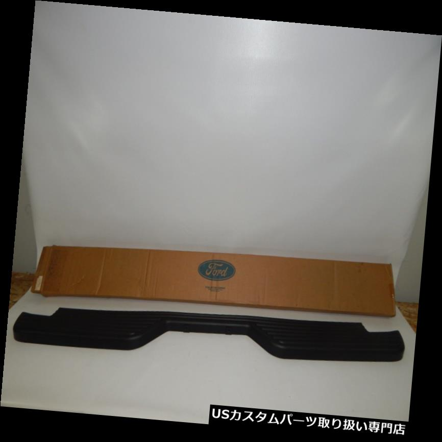 リアステップバンパー 新しいOEM 1989 - 1992年フォードレンジャーリアバンパーパッドカバーブラックトリム成形ステップ Moulding New Bumper OEM Step 1989-1992 Ford Ranger Rear Bumper Pad Cover Black Trim Moulding Step, 青山甘納豆:8fb21e24 --- sunward.msk.ru