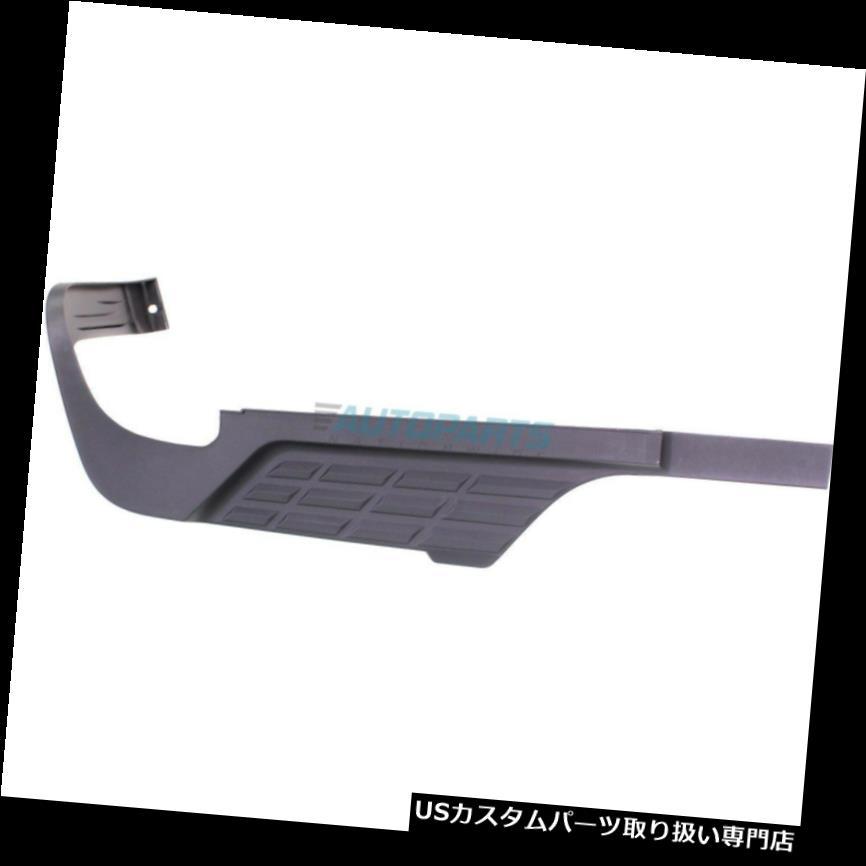 リアステップバンパー 新しい後部左バンパーステップパッドフィット07-14シボレーシルバード2500 HD GM1196103 NEW REAR LEFT BUMPER STEP PAD FITS 07-14 CHEVROLET SILVERADO 2500 HD GM1196103