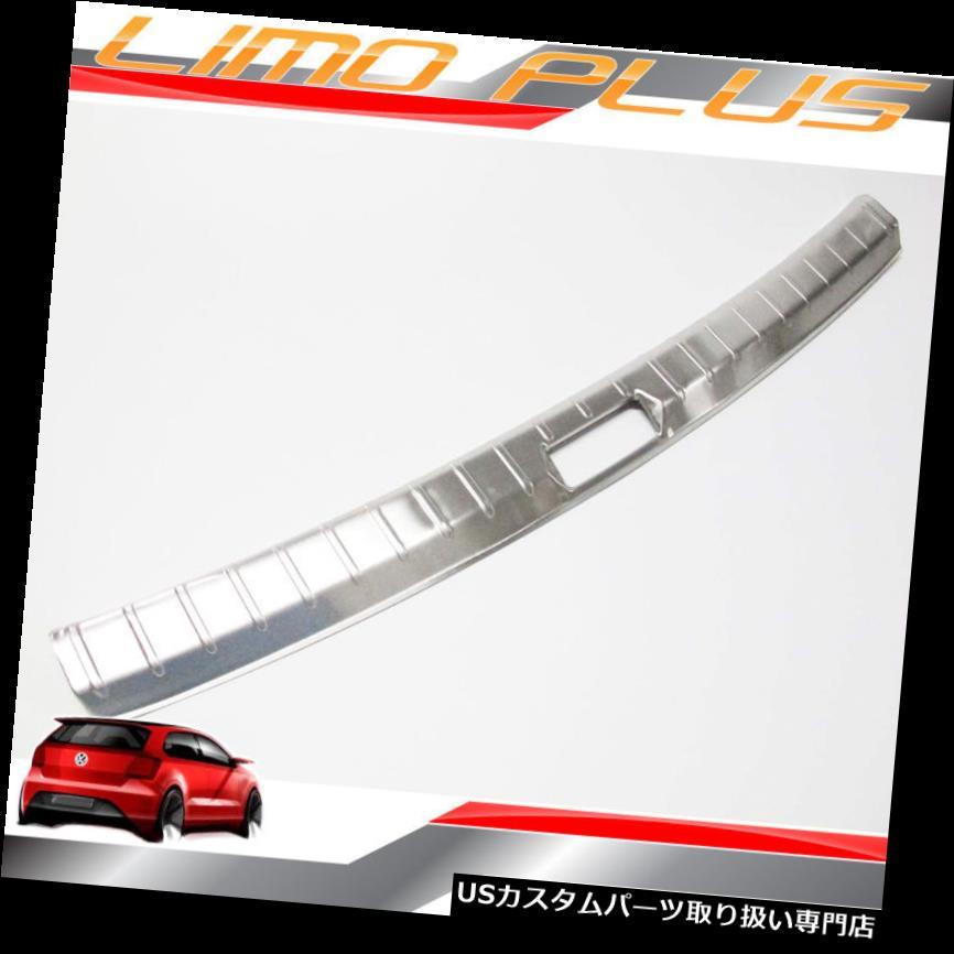 リアステップバンパー VWゴルフ7 MK7 GTI TSI R vw40用インナーリアバンパーバーステップトランクブーツプロテクター Inner Rear Bumper Bar Step Trunk Boot Protector for VW Golf 7 MK7 GTI TSI R vw40