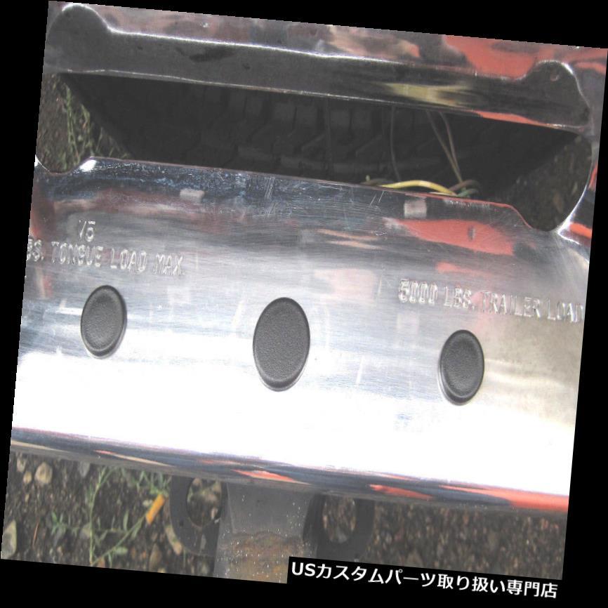 リアステップバンパー 3 PCリアバンパートレーラーヒッチトウボールプラグセット93-98トヨタT100ステップ[B11] 3 PC REAR BUMPER TRAILER HITCH TOW BALL PLUG SET 93-98 Toyota T100 Step [B11]
