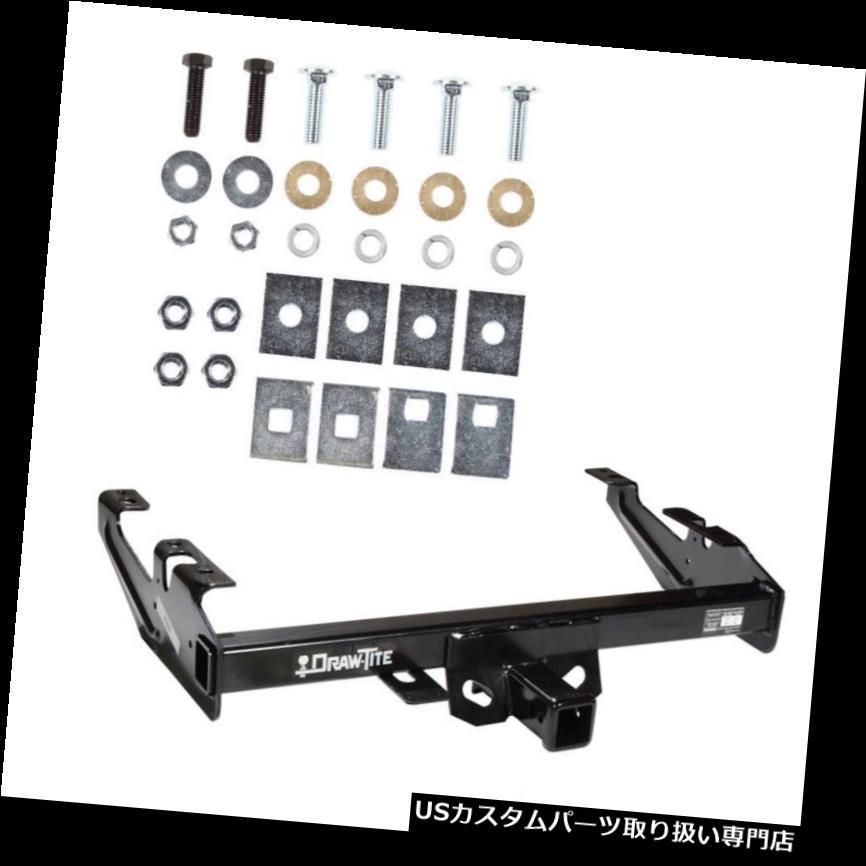 リアステップバンパー 88-00シボレーGMC C1500 C2500 C3500標準またはステップバンパー用トレーラー牽引ヒッチ Trailer Tow Hitch For 88-00 Chevy GMC C1500 C2500 C3500 Standard or Step Bumper