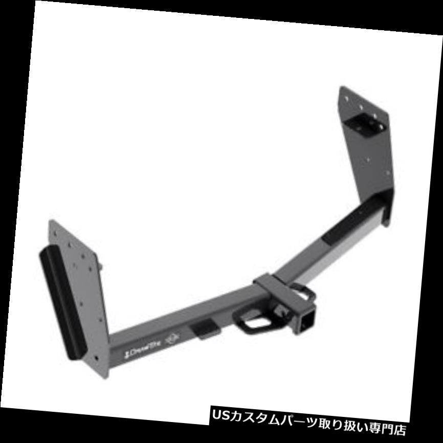 リアステップバンパー 15-16三菱L200トリトンw /ファクトリーステップバンパー用トレーラー牽引ヒッチ Trailer Tow Hitch For 15-16 Mitsubishi L200 Triton w/Factory Step Bumper