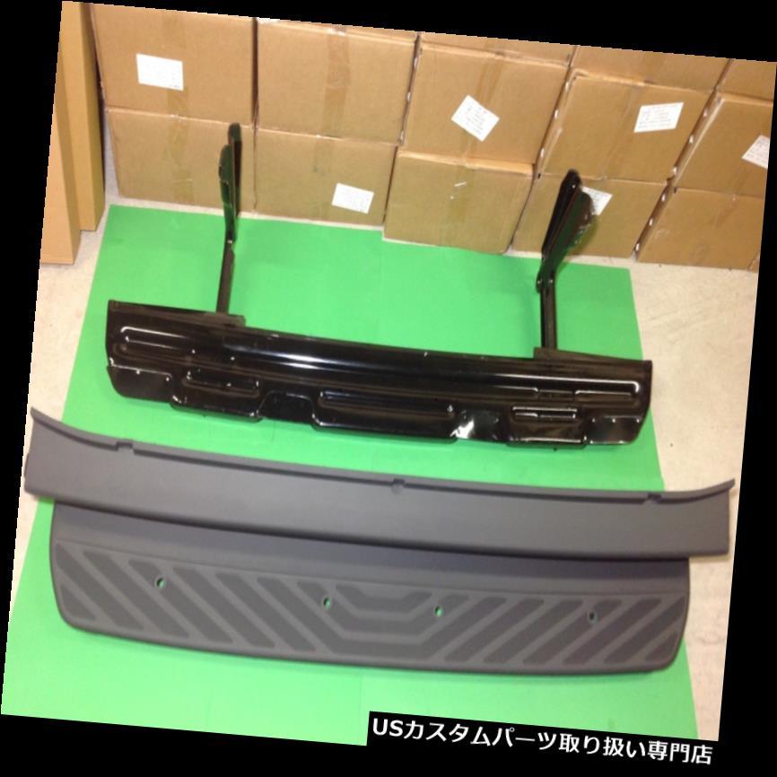 リアステップバンパー スプリンターリアステップバンパーセット Sprinter Rear step bumper set