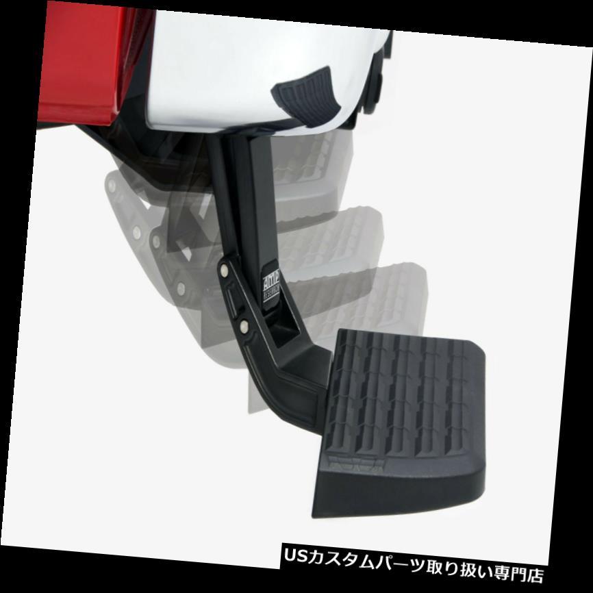 リアステップバンパー 16-18トヨタツンドラピックアップ75316-01A用AMP BedStep格納式バンパーベッドステップ AMP BedStep Retractable Bumper Bed Step for 16-18 Toyota Tundra Pickup 75316-01A