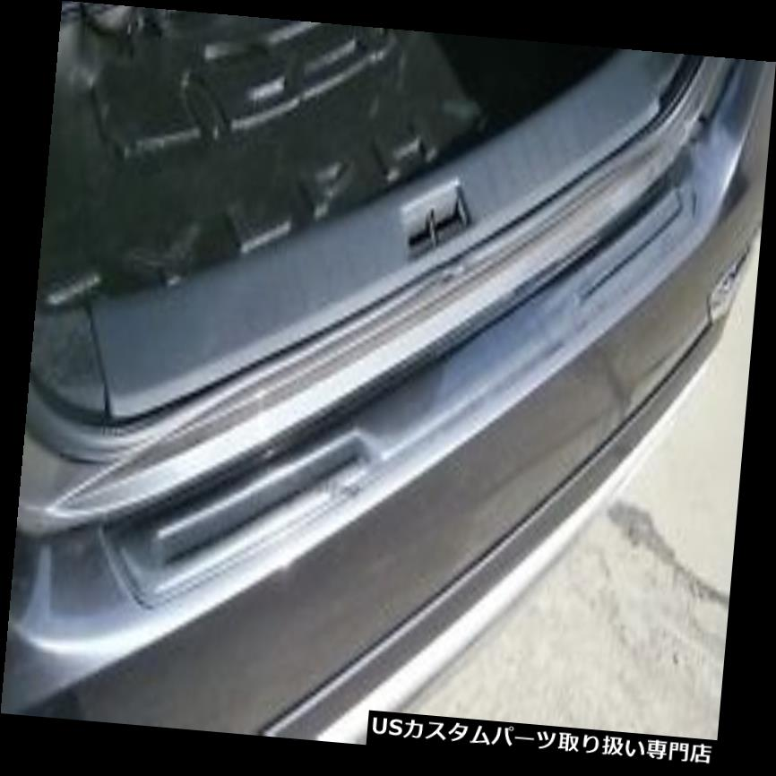 リアステップバンパー 日産日産Sylphy / Sentra 12-15リアカーボンバンパーステップカバー For Nissan Nissan Sylphy/Sentra 12-15 Rear Carbon Bumper Step Cover