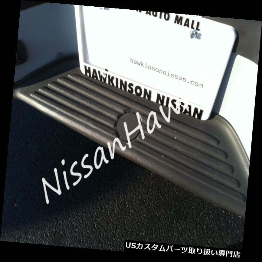 リアステップバンパー 新しいOEM 2001-2004日産フロンティアリアローワーバンパーステップパッド NEW OEM 2001-2004 NISSAN FRONTIER REAR LOWER BUMPER STEP PAD