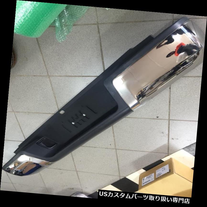 リアステップバンパー マツダBT50クロームリアステップバンパークロム2011-15 Mazda BT50 Chrome Rear Step Bumper chrome 2011-15