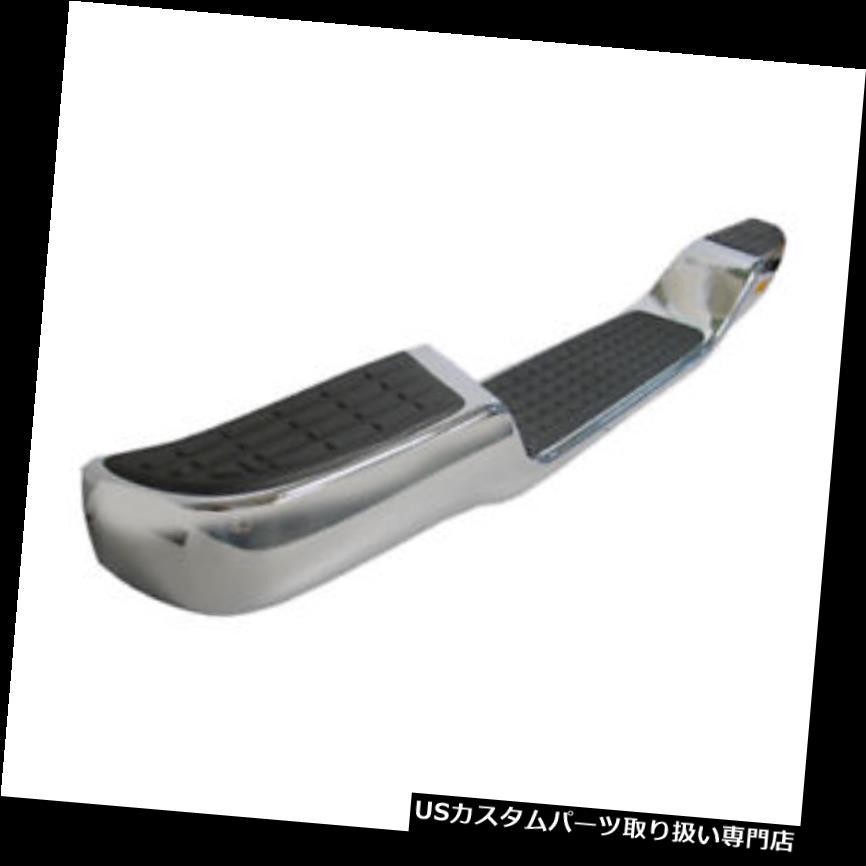 リアステップバンパー トヨタハイラックス2005-2015年クロームリアステップバンパーバー Toyota Hilux 2005-2015 Chrome Rear Step Bumper Bar