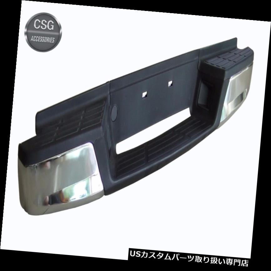 リアステップバンパー ISUZU D-MAX '08 -11クロームユートリアバンパーナッジステップバー(ブラケット付き) ISUZU D-MAX '08-11 Chrome Ute Rear Bumper Nudge Step Bar w/ brackets