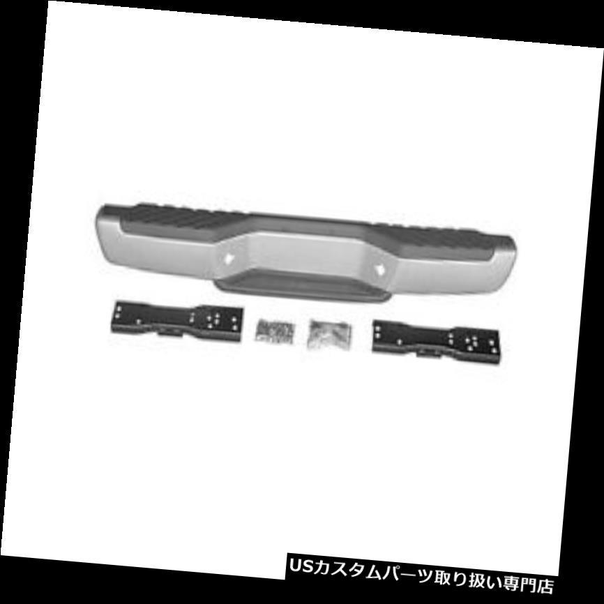 リアステップバンパー FRONTIER 01 02 03 04リアステップバンパーシルバーw /ブラケットNI1102141 FRONTIER 01 02 03 04 REAR STEP BUMPER Silver w/ Bracket NI1102141