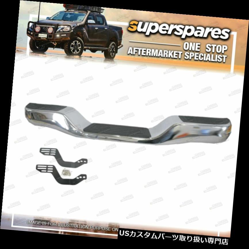 リアステップバンパー Toyota Hilux 01 / 1989-03 / 200に適したスーパースペアリアステップバー 5 Superspares Rear Step Bar to suit Toyota Hilux 01/1989-03/2005