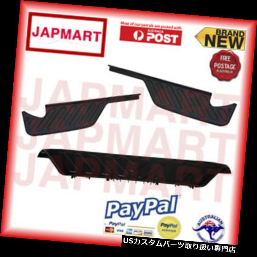 リアステップバンパー 日産ナバラD40ステップバーリアプラスチックパッドCITSALP-B13-RA  B-VNSN NISSAN NAVARA D40 STEP BAR REAR PLASTIC PADS CITSALP-B13-RAB-VNSN