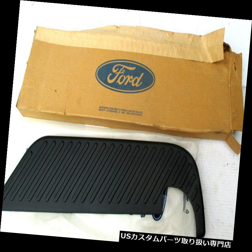リアステップバンパー フォードF65Z-17B807-BA左リアバンパーステップパッド1997-04 F-150 250スタイルサイドトラック Ford F65Z-17B807-BA left rear bumper step pad 1997-04 F-150 250 Styleside truck