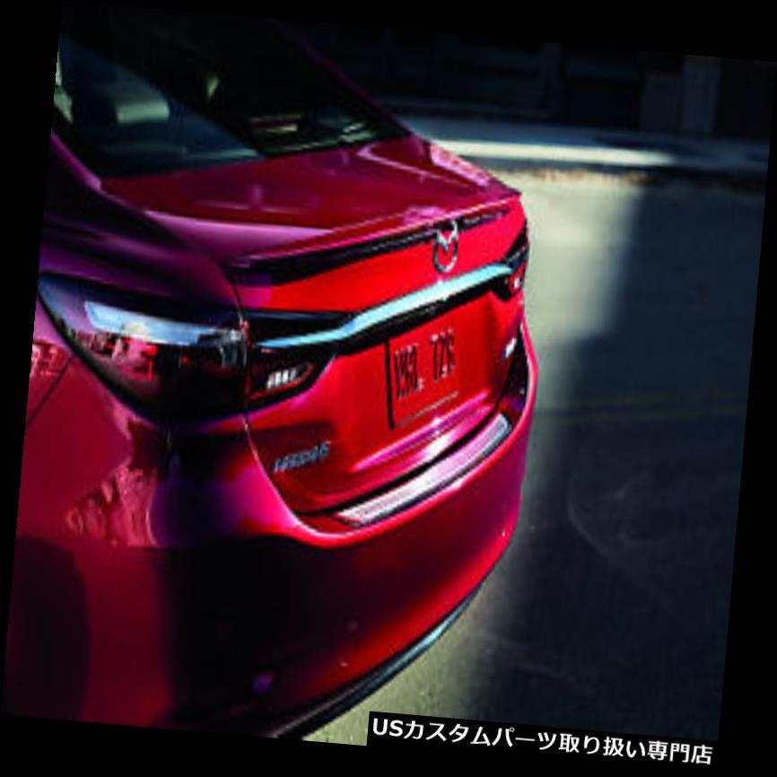 リアステップバンパー 2018年マツダ6リヤバンパーステッププレートoem new !!! 2018 Mazda 6 rear bumper step plate oem new !!!