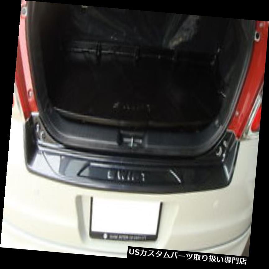 リアステップバンパー Suzuki Swift 2009-2011用フィットKevlaリアバンパーステップカバートリム Fit For Suzuki Swift 2009-2011 Kevla Rear Bumper Step Cover Trim