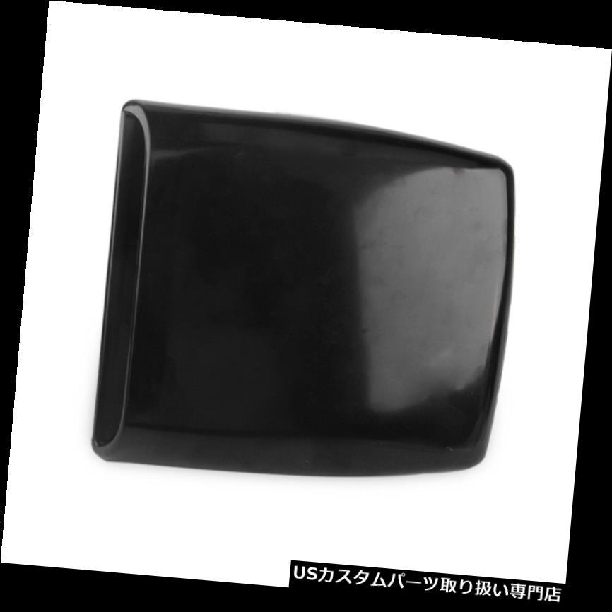 ボンネットフードベントスクープカバー ユニバーサルブラックカー装飾4×4エアフローインテークフードスクープベントボンネットカバー Universal Black Car Decorative 4x4 Air Flow Intake Hood Scoop Vent Bonnet Cover