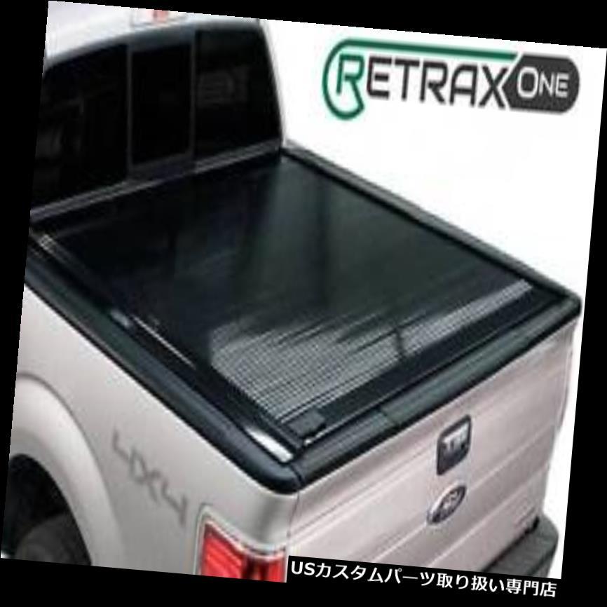 トノーカバー トノカバー Retrax 10373格納式Tonneauカバーは2015-2016 F-150にフィットします5.5 Ft。 ベッド Retrax 10373 Retractable Tonneau Cover Fits 2015-2016 F-150 5.5 Ft. Bed
