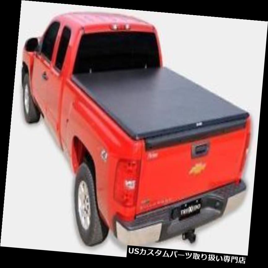 トノーカバー トノカバー Truxedo TruXportソフトロールアップトノカバー2014-2019シボレーシルバラード1500 6.5 ' Truxedo TruXport Soft Roll Up Tonneau Cover 2014-2019 Chevy Silverado 1500 6.5'