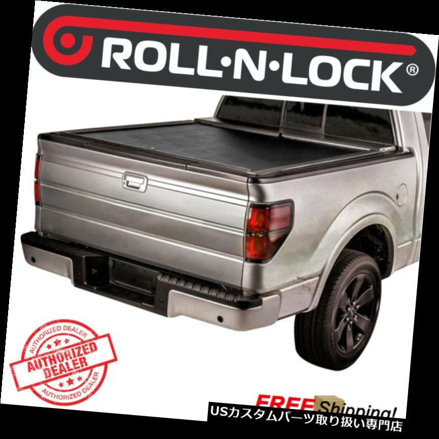 トノーカバー トノカバー ロールNロックMシリーズ格納式トノーカバー15-17シルバラード/シアー raHD 6.5 'ベッド Roll N Lock M Series Retractable Tonneau Cover 15-17 Silverado/SierraHD 6.5' Bed