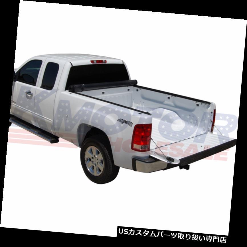 トノーカバー トノカバー JDMSPEEDはシボレーシルバラードGMCシエラ2007-2013年のためのトノーカバー6.5 FTを転がします JDMSPEED Roll Up Tonneau Cover 6.5 FT For Chevy Silverado GMC Sierra 2007-2013