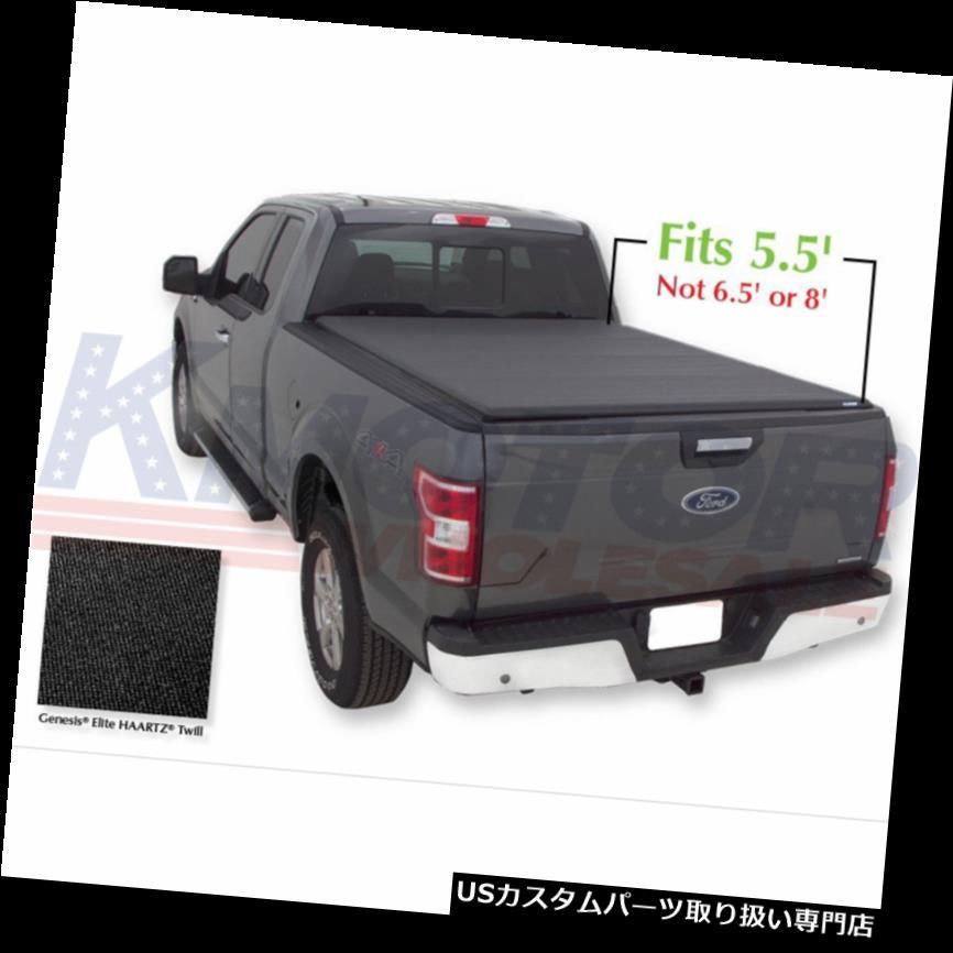 トノーカバー トノカバー JDMSPEEDロールF-150 2004-2018用ソフトトノカバー5.5 FTショートベッド JDMSPEED Roll Up Soft Tonneau Cover 5.5 FT Short Bed For Ford F-150 2004-2018