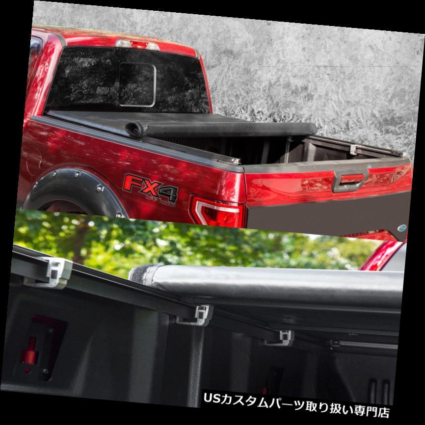 トノーカバー トノカバー ロックはDodge Ramのための柔らかいTonneauカバー6.5 FTの短いベッドをロールアップします1994-01 1500/3500 Lock Roll Up Soft Tonneau Cover 6.5 FT Short Bed For Dodge Ram 1994-01 1500/3500