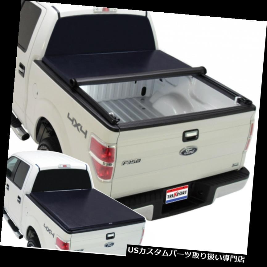 トノーカバー トノカバー TruXedo TruXport TonneauロールアップシボレーシルバラードGMCシエラ8フィートベッド用カバー TruXedo TruXport Tonneau Roll Up Cover for Chevy Silverado GMC Sierra 8 Foot Bed