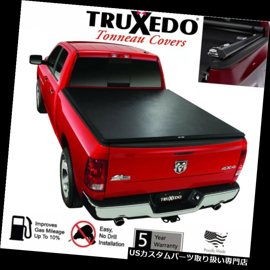 トノーカバー トノカバー TruXedo TruXport Tonneauカバーはロールアップ2019ダッジラム1500トラック6.4 'ベッド TruXedo TruXport Tonneau Cover Roll Up 2019 Dodge Ram 1500 Truck 6.4' Bed