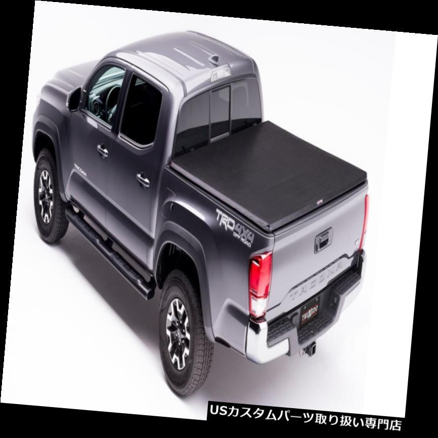 トノーカバー トノカバー Truxedo 256001 TruXportソフトロールアップトノカバートヨタタコマw / 5 'ベッド Truxedo 256001 TruXport Soft Roll-Up Tonneau Cover for Toyota Tacoma w/5' Bed